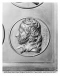 Henri Benjamin Constant De Rebecque, 1830 (Bronze) Giclee Print by Pierre Jean David d'Angers