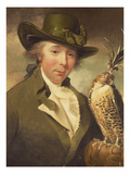 Colonel Thornton Giclee Print by Philip Reinagle