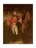 George Iv, as Prince of Wales, 1782 (Oil on Canvas) Giclee Print by Thomas Gainsborough