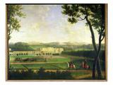 Schloss Schonbrunn, 1810 Giclee Print by Jean Bidauld