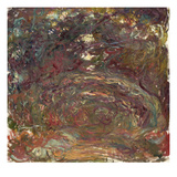 The Rose Path, 1920-22 Giclee Print by Claude Monet