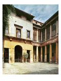 Palazzo Barbarano Da Porto, 1570-75 (Photo) Giclee Print by Andrea Palladio