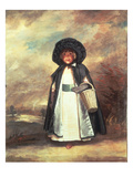 Miss Crewe, C.1775 Giclee Print by Sir Joshua Reynolds