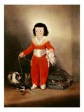 Don Manuel Osorio Manrique De Zuniga (1784-92) 1790S Giclee Print by Francisco Jose de Goya y Lucientes