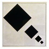 Arithmetic Composition Giclee Print by Theo Van Doesburg