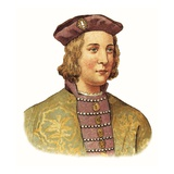 King Edward Iv Giclee Print by  English