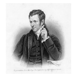 Sir Humphrey Davy, Engraved by Samuel Freeman (Engraving) Giclee Print by  English