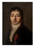 Portrait of a Councillor Giclee Print by Henri Nicolas Van Gorp