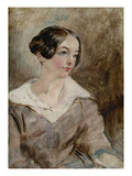 Rebecca (Oil on Board) Giclee Print by William Etty