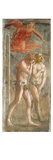 Adam and Eve Banished from Paradise, C.1427 (Fresco) (Pre-Restoration) (See also 200134 and 30029) Giclee Print by Tommaso Masaccio