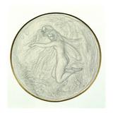 Study of a Fairy (Pencil on Card) Giclee Print by Sir Joseph Noel Paton