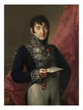 Portrait of Hector D'Hartumy Giclee Print by Vicente Lopez y Portana