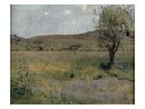 Summer Landscape Giclee Print by Jules Bastien-Lepage