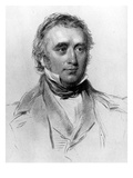 Thomas Babington Macaulay, at the Age of 49. Engraved by William Holl, C.1850S (Engraving) Giclee Print by George Richmond