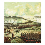 Battle of Inkermann Giclee Print by  English