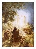 The Transfiguration Giclee Print by William Brassey Hole