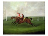 "Dungannon Beating ""Rockingham"", 1768 Giclee Print by John Nott Sartorius"