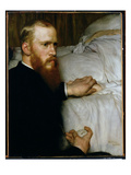 Portrait of Dr Washington Epps, My Doctor, May 1885 Giclee Print by Sir Lawrence Alma-Tadema