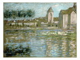 Moret-Sur-Loing, C.1890 (Pastel) Giclee Print by Alfred Sisley