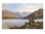 Grasmere, 1853 Giclée-tryk af Henry Moore