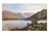 Grasmere, 1853 (Oil on Canvas) Giclee Print by Henry Moore