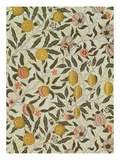 Fruit or Pomegranate Wallpaper Design Giclee Print by William Morris