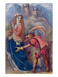 Rumpelstiltskin (W/C) Giclee Print by Richard Doyle
