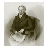 Alexander Von Humboldt Giclee Print by  English