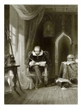 Shakespeare Giclee Print by  English