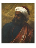 An Arab, c.1841 Giclee Print by William James Muller