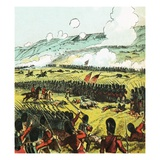 Battle of the Alma Giclee Print by  English