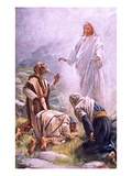 The Transfiguration Giclee Print by Harold Copping