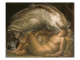 Endymion, c.1869 Giclee Print by George Frederick Watts