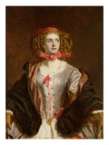 La Coranto (Oil on Canvas) Giclee Print by William Powell Frith