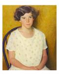 Peggie, 1927 Giclee Print by Gerrit Albertus Beneker