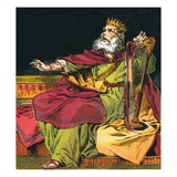 King David Giclee Print by  English