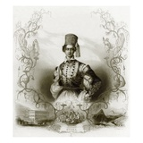 Otto, King of Greece Giclee Print by  English