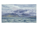 Isle of Arran, 7th August 1883 Giclee Print by John Brett