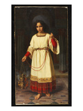 An Altar Boy, 1842 Giclee Print by Abraham Solomon