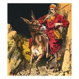Balaam Giclee Print by  English