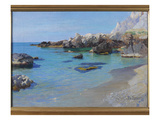 Capri Giclee Print by Paul von Spaun