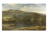 A Summer's Morn, North Wales, 1908 Giclee Print by Benjamin William Leader
