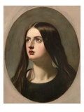 Chastity, 1854 (Oil on Board) Giclee Print by William Edward Frost