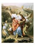 Miriam Giclee Print by L. Jordan
