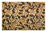 Jasmine Trail Curtain Design, 1868-70 (Printed Cotton) Premium Giclee Print by William Morris