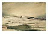 The Saint Lawrence from Quebec, 1847 Giclee Print by  Canadian