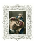 Return of the Prodigal Son Premium Giclee Print by  English