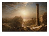 Syria by the Sea, 1873 Premium Giclee Print by Frederic Edwin Church