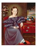 Miss Tweedy of Brooklyn, c.1845 Giclee Print by Orlando I. Bears