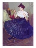The Crinoline, 1904 Giclee Print by Richard Edward Miller